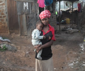 Burden of being a young mother