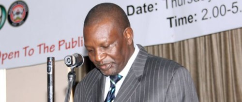 Mr Musa Bungudu UNAIDS Country Coordinator