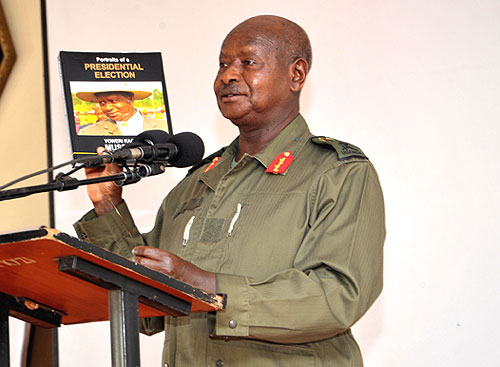 During the Kyankwanzi annual retreat, President Museveni indicated he will assent to the anti-gay bill.