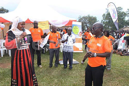 State minister Lukia Kadam warned parents against child marriages.