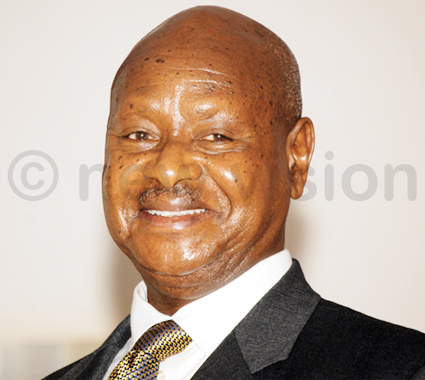 President Yoweri Museveni says that Family planning is not about population control.