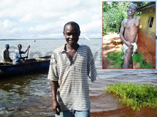 Mugobi's treatment was lengthy and his wife deserted him before he could fully recover. He has since quit fishing.