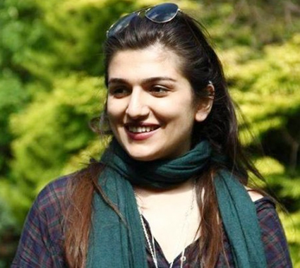 Ghoncheh Ghavami was arrested after trying to attend a volleyball match, a decision that left her family in shock.