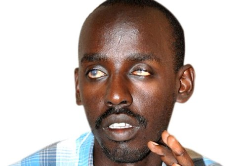 Amon Mugume, who suffers from cataracts, a treatable eye condition is seeking financial assistance to undergo surgery.
