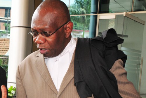 Human rights lawyer Ladislaus Rwakafuzi said he would offer Jolly Tumuhirwe, the 22-year-old maid captured on video torturing baby legal aid.