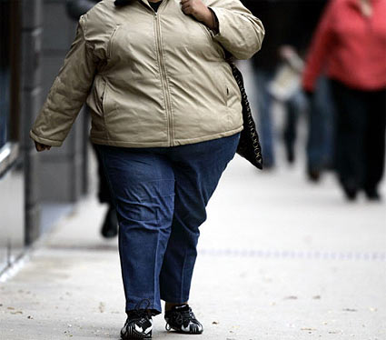 The reseachers compared overweight and obese people against people of normal weight in terms of life expectancy. (AFP/Getty Images)