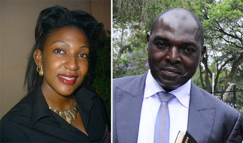 Lynn Mbabazi and MP Barnabas Tinkasiimire's marriage hit a dead end