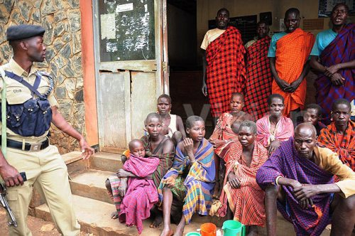 Last year, parents of Tapac village, Moroto district were arrested over subjecting their children to FGM.