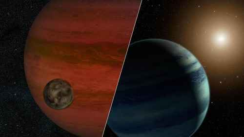 "Researchers have detected the first ""exomoon"" candidate — a moon orbiting a planet that lies outside our solar system."