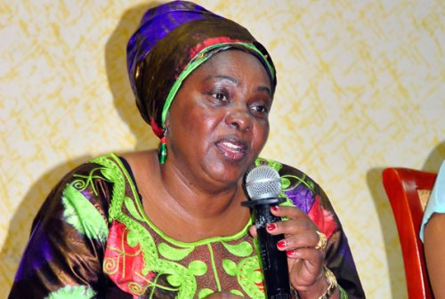 Gender minister Mary Karooro Okurut. File Photo