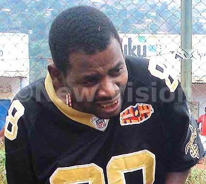 Ssekiranda in excrucitating pain after losing his testicle