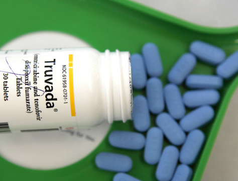 Truvada according to the study cuts spread of HIV by 86%. AFP Photo