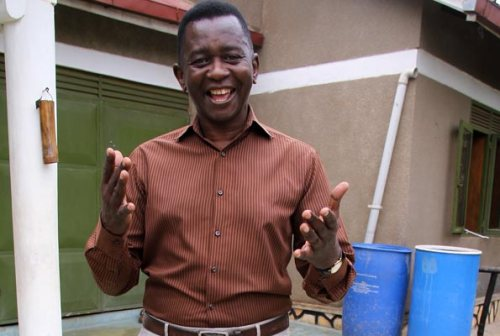 Fr Anthony Musaala was suspended by the Catholic church.