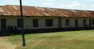 The hostel where the elderly nuns reside at Bwanda Convent Home.