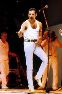 Freddie Mercury (PA)