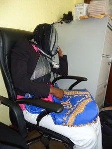 Namutebi returned from Dubai after mistreatment