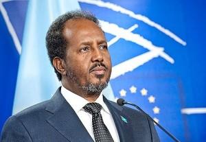 Somali President Hassan Sheikh Mohamoud